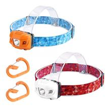 LED Headlamp Headband Light with SOS Function For Outdoors Camping Fishing lampe frontale