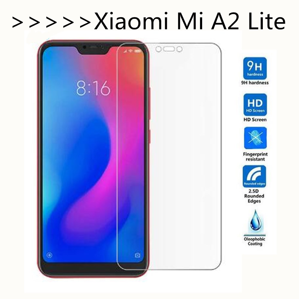 Tempered Glass <font><b>Xiaomi</b></font> <font><b>Mi</b></font> A2 Lite Screen Protector 2.5 9H Protective Film For Ksiomi <font><b>Xiaomi</b></font> <font><b>Mi</b></font> A2 Lite <font><b>A2Lite</b></font> <font><b>5.84</b></font> Global Version image