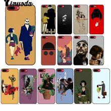 Yinuoda Leon Matilda Natalie Portman Movie Phone Case cover Shell for Apple iPhone 8 7 6 6S Plus X XS MAX 5 5S SE XR Cover цена