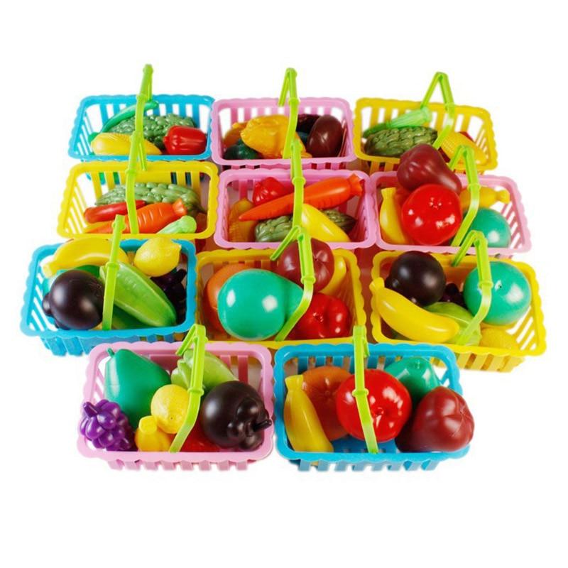 Food Toys For Girls : Aliexpress buy kids pretend play kitchen food set