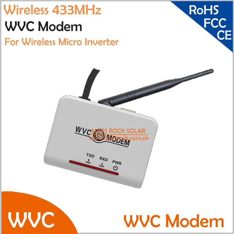 цена на 433MHz Wirelss WVC Modem for Wireless WVC1200 Micro Inverter