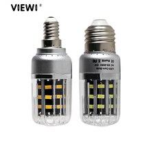 bombillas led e 14 E12 E 27 5W corn bulb 110v 220v Aluminum spotlight energy saving lamp 5730 32 leds 86-265V home candle light