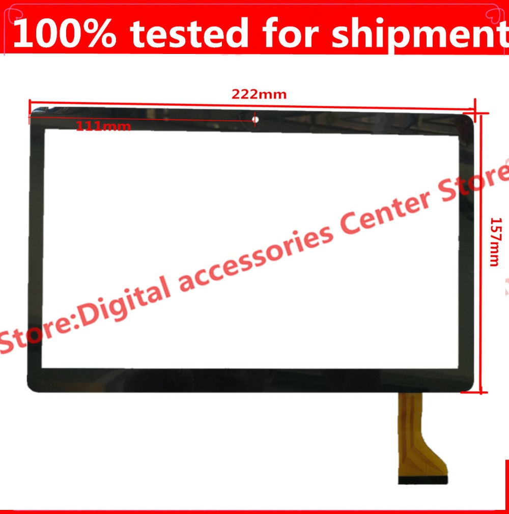 1/lot 9.6 -inch MGLCTP-90894 2015.05.27 <font><b>RX18</b></font>.TX28 wy-9018 Touch Screen Panel Replacement Tablet PC Touch Pad Digitizer image