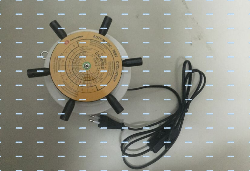 110V/220V High Quality Auto Test Winder Machine for 6 Watches цена