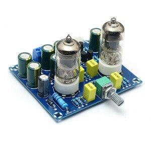 Image 2 - CIRMECH HIFI สูญญากาศหลอด Preamplifier board อิเล็กทรอนิกส์วาล์วเครื่องขยายเสียง ac12v diy ชุดและสำเร็จรูปผลิตภัณฑ์