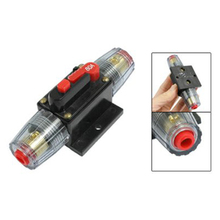 KSOL New Style DC 12V 80A Car Protection Audio Inline Circuit Breaker Fuse