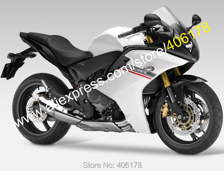 Hot Sales,Road BodyKit For Honda CBR600F 2011/2012/2013 CBR 600F White Black Spare Motorcycle Fairing Set (Injection molding) hot sales for honda cbr600f replacement 2011 2012 2013 cbr 600f 11 13 cbr600 f red white motorcycle fairing injection molding