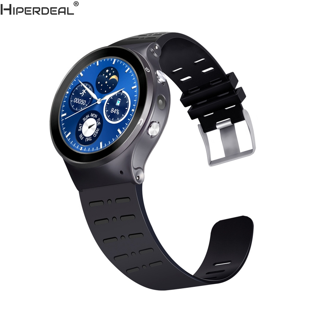 HIPERDEAL S99 GSM 3G Quad Core Android 5.1 Smart Phone Watch GPS WiFi Bluetooth 8GB kiccy s2 gsm smart watch phone w 1 54 capacitive screen quad band and bluetooth black