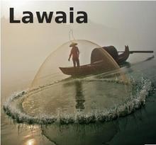 Lawaia Old Salt Cast Net China Nylon 8m Fishing Net Super Pro Cast Net Rubber Nylon Cast Net Deep Hole Cast Net