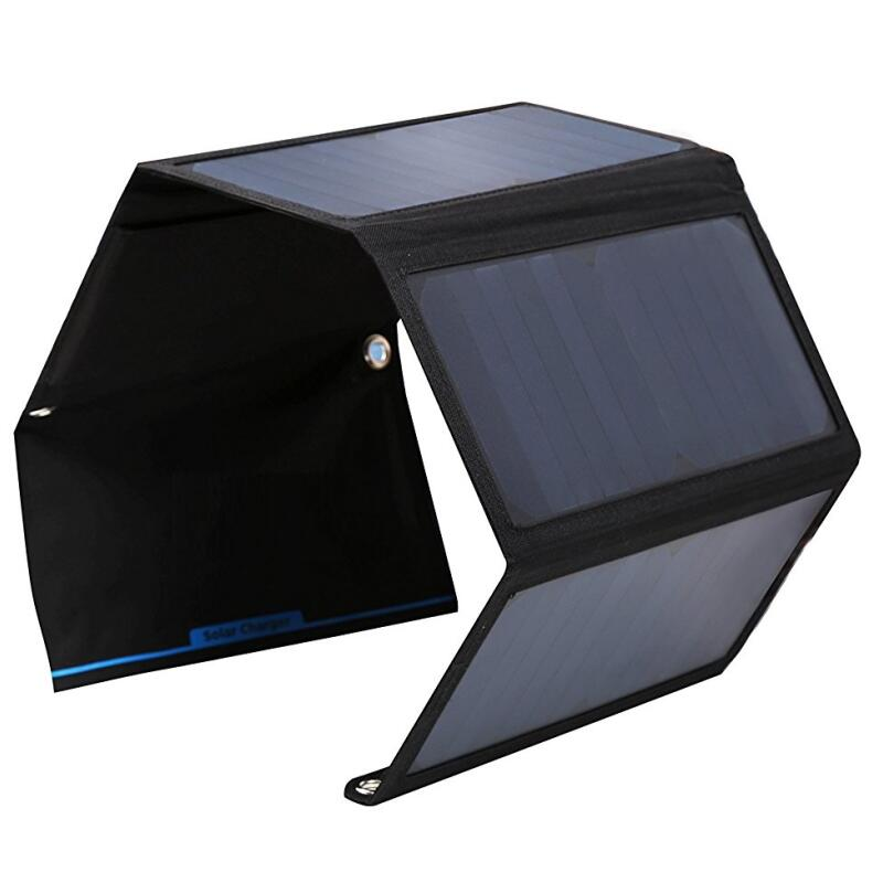 все цены на High Efficiency Foldable 28W Solar Panel Charger Bag Dual USB Port Solar Charger For iPhone/Smart Phone Sunpower Panel