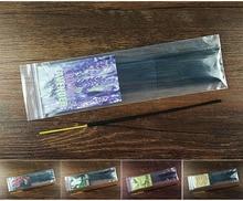 Buy 6 To Have Gifts-1 Bag(18sticks)Simple Pack Handmade Aroma Sticks Lavender/Rose/Jasmine/Vanilla/Sandal Flavor Incense Sticks
