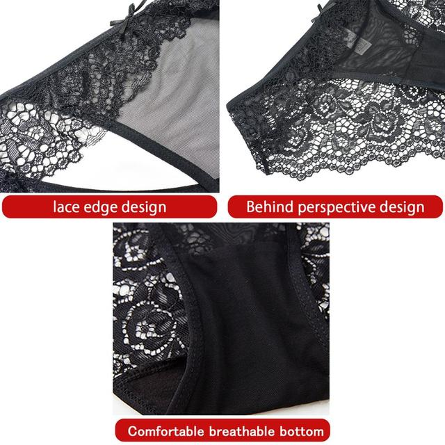 New Top Sexy Underwear Cotton Push-up Bra and Panty  Lace Lingerie Set