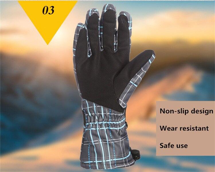 Cheap Luvas de esqui