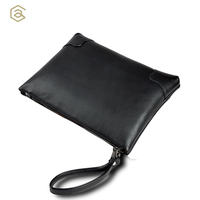 AHRI NEW Men Business Casual Bag For Male Bag Black PU Leather Men S Gentlemen Fashion