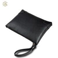 AHRI NEW Men Business Casual Bag For Male Bag Black PU Leather Men S Gentlemen Fashion