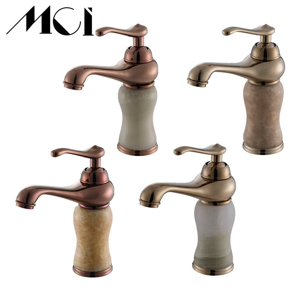 Artistic Bathroom Vessel Sink Faucet Basin Faucet Deck Mounted Bathroom Kitchen Mixer Tap Hot Cold Tap Torneira Banheiro Mci