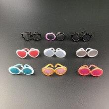 5/10 шт. очки для кукол lol аксессуары очки doll2-3cm(Манг Стили отправить