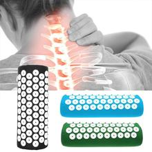 Hot New Acupuncture Massager Pillow Cushion Massage Relieve Body Pain Stress Acupressure
