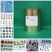 Epoxy resin for Inductance, coil, iron core, magnetic core, transformer, Adhesive bonding, fixed