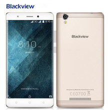 Original Blackview A8 5 Inch HD SmartPhone Android 5.1 MTK6580A Quad core 1.3GHz 1G/8G 8.0MP 2000mAh 1280*720 IPS Mobile Phone