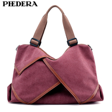 Canvas And High Quality PU Patchwork Women Handbag Messenger Bag Brand Design Women Casuall Tote Bags  ZB-418 trendy color block and canvas design women s tote bag