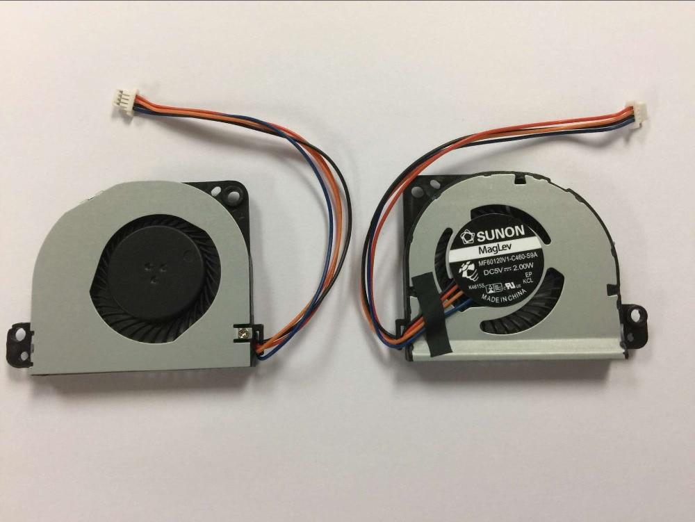 SSEA New Laptop CPU Cooling Fan for Toshiba Portege Z830 Z835 Z930 Z935 fan P/N MF60120V1-C460-S9A
