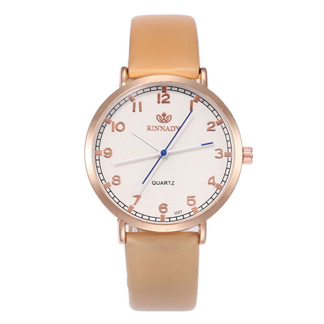 Woman's Watch Fashion Luxury Ladies Analog Quartz  Wristwatch Top Brand Glass Silica Strap Watch Women Watches relojes mujer
