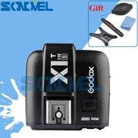 Godox X1S TTL 1/8000 s 2.4G Draadloze Trigger Zender voor Sony A6500 A6300 A9 A7II A7SII A7RII Dslr-camera met MI Schoen X1T-S