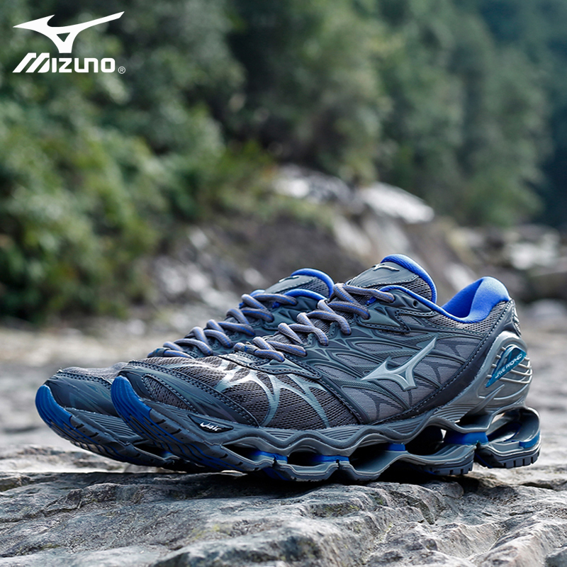 97eb29f9331c Original Mizuno Wave Prophecy 7 Men Shoes Sneakers Good Quality Breathable  Air Cushioning Weight lifting Shoes Plus Size 40-45 | Sports Wear Hub