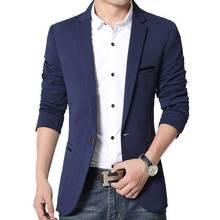 2016 sommer Stil Luxus Business Casual Anzug Männer Blazer Formal Hochzeitskleid Jacken Marke Design Plus Größe M-4XL