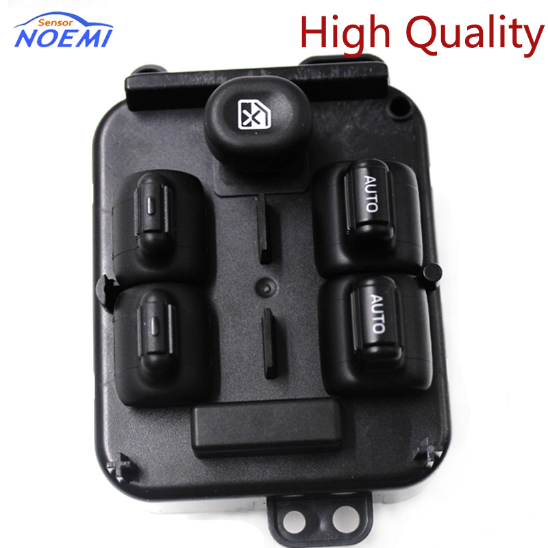 YAOPEI Front Power Master Window Switch Center Console OEM 56054002AA for 2005 2007 Jeep Liberty