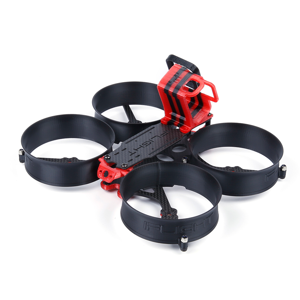 iFlight MegaBee 3inch 152mm Wheelbase FPV Drone Frame With 3mm Arm For Gopro 5 6 7 Action Camera For FPV Racing Quadcopter