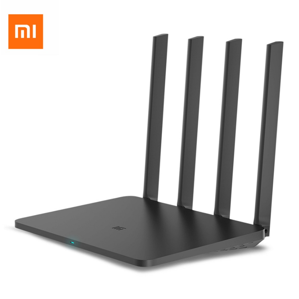 Original Xiaomi Mi WiFi Router 3G 1167Mbps 802.11ac Dual Band 2.4G/5G Gigabit USB 3.0 256MB DDR3-1200 Supports APP Xiaomi Router h 3 c rt msr900 ac h3 enterprise class 3g router