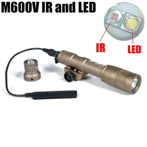 luzes lanterna lampada de caca tiro rifle