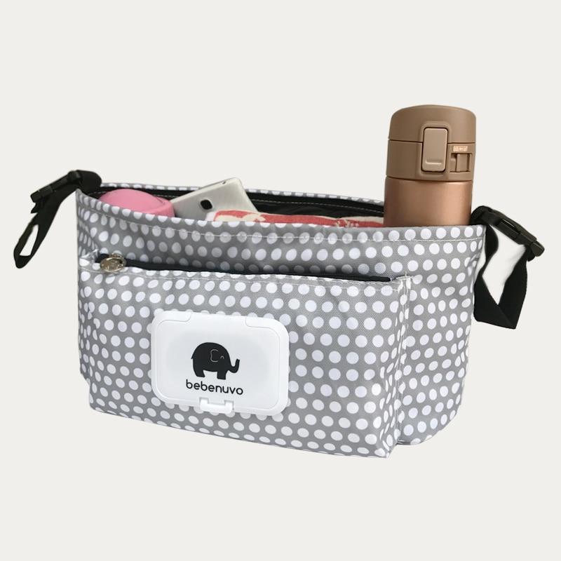 HTB1w8R0XzzuK1RjSspeq6ziHVXaQ Baby Stroller Bag Organizer Mummy Diaper Bag Infant Toddler Travel Nappy Diaper bag Multifunctional WaterProof Mummy Bag