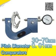 pitch diameter comparator M30-70 0.01mm