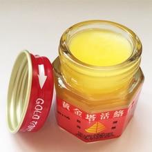 וייטנאם מגדל זהב Balm משחה אקטיבית דלקת מפרקים כאב להקלת תיקון גוף עיסוי קרם צוואר Massager דלקת פרקים טייגר