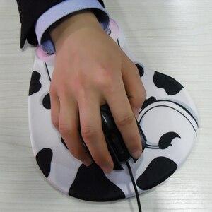 Image 4 - Wlfys マウスパッドコンピュータのラップトップノートブックマウスマットとハンドレストパッドゲーミングマウスパッド