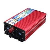 Car Power Inverter Transformer DC 12V to AC 220V 2500W Portable Power Inverter Vehicle Power Supply Charger Converter Adapter