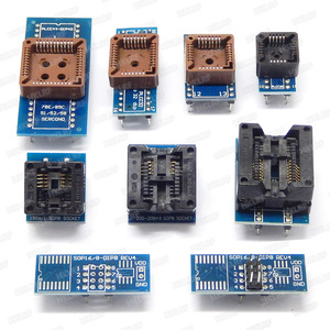 Image 2 - XGECU Best quality TL866ii Plus Programmer +12 Items Support MCU AVR EEPROM EPROM 27 28 29 37 39 49 50 Series chips