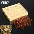 Beekeeping Queen Rearing Cupkit Box 110x Brown Cell CupsSystem Cupularve Tools Bee Keeper Tools Apiculture Supplier