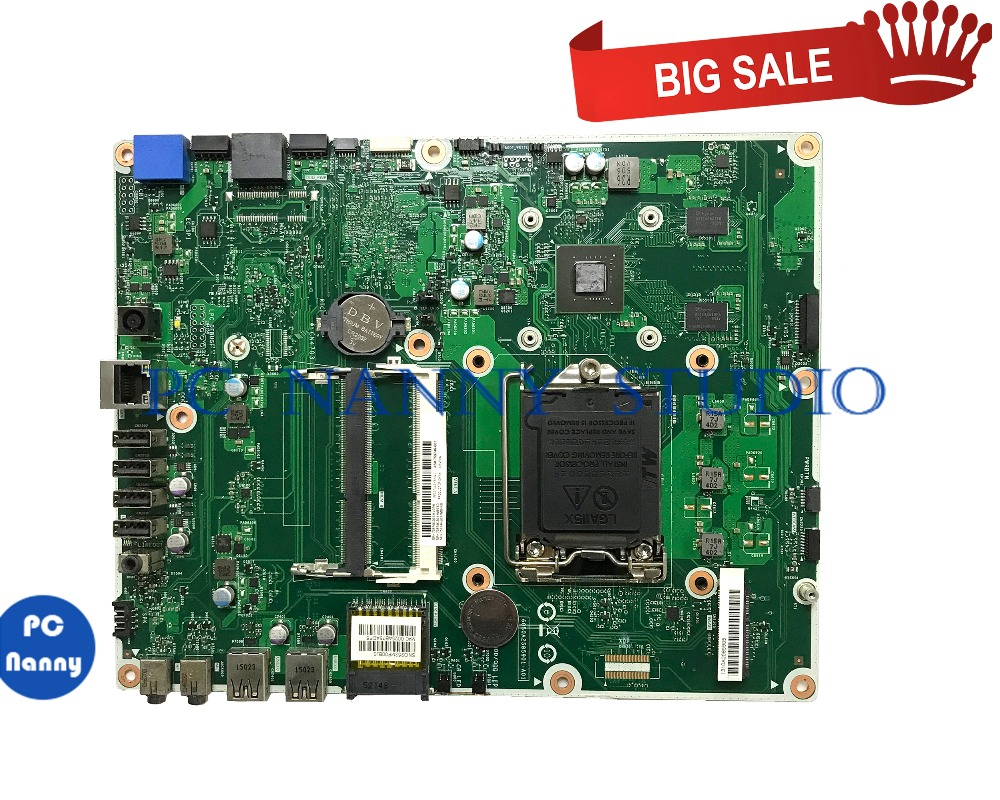 PC NANNY FOR HP Pavilion 23 AiO Laptop Motherboard 759746-001 759746-501 mainboard tested