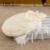 Eu Bay U Linho Pena Chapéus De Noiva Acessórios Do Cabelo Do Casamento Barato Nupcial Headpieces Fascinators Casamento E Chapéus Flor Tocado Boda