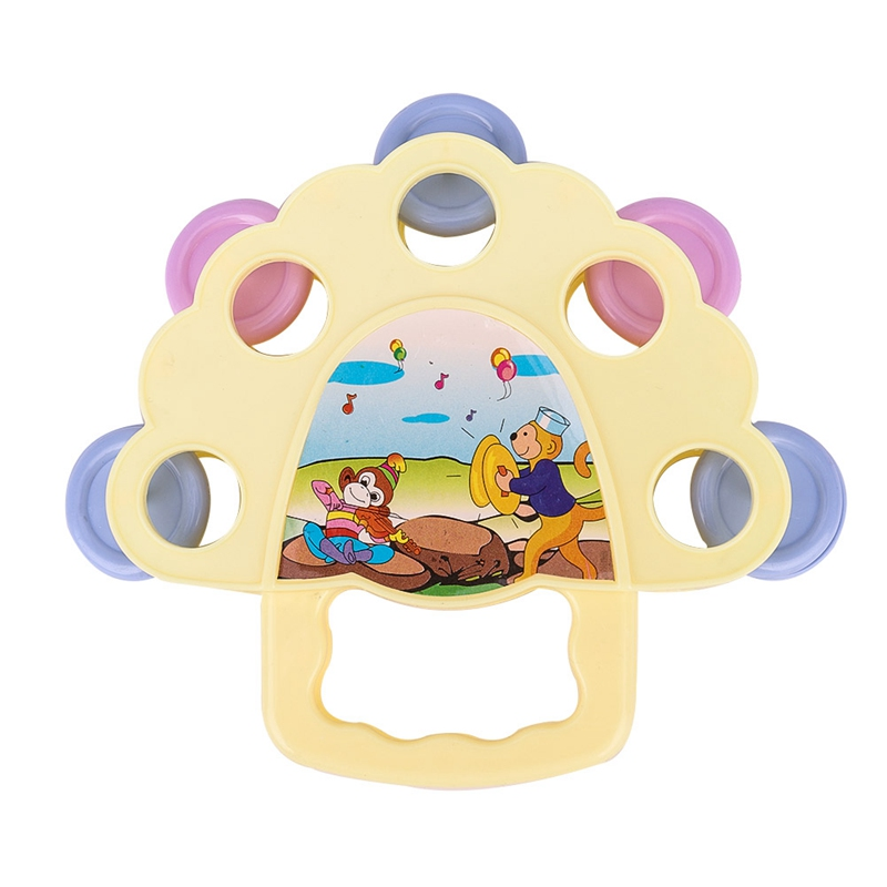 Mobile Newborn Baby Toys Rattles Toys Crab Design Hand Bell Musical Jingle Shaking Educational Toys Kids Baby
