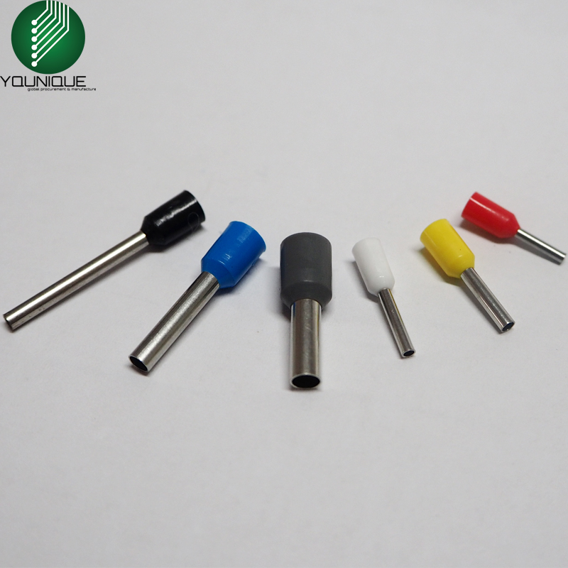 8 Gauge 10mm2 bootlace ferrules uninsulated suited to our 10mm2 cable 8 AWG