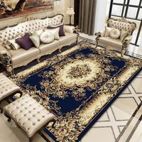 120*180cm Large Carpet for living room children's crawling carpet European Jacquard Coral Fleece Rug House Rugs Door Mat Blanket