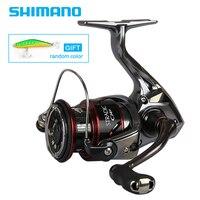 SHIMANO оригинальный STRADIC CI4 + 1000 2500 C3000 4000 спиннинговая Рыболовная катушка 6 + 1BB 6,0: 1/6. 2:1 X корабль MGL ротор спиннинг