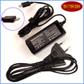 19 v 1.75a adaptador de ca portátil cable cargador de alimentación para asus eeebook x205 x205t x205ta e202 e202sa e202sa3050 e205sa