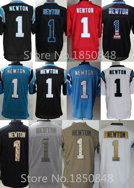 new products d3429 abac5 cheap cam newton jersey mens