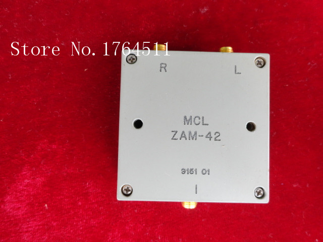 [BELLA] Mini ZAM-42 RF/LO:1.5-4.2GHz SMA RF RF Coaxial High Frequency Mixer
